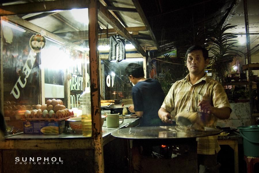 Mataba stall